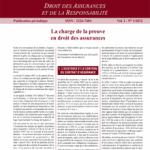 Jurisnews – Droit des assurances et responsabilité
