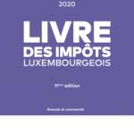 [59366] Livre des impôts luxembourgeois _ Édition 2020 (Papier)