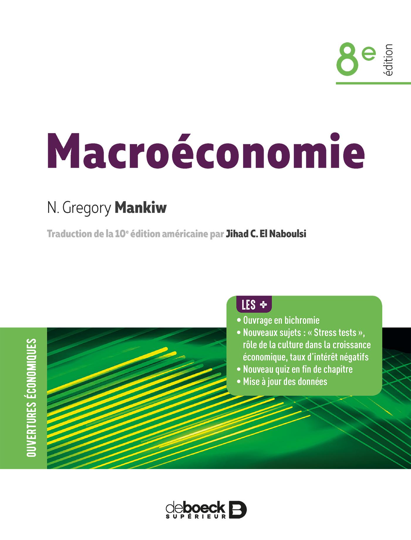 Macroeconomie Promoculture Librairie Technique Et Scientifique A Luxembourg